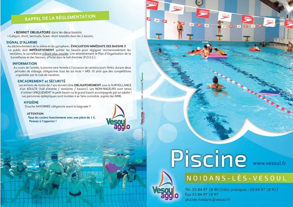 Piscine de noidans for Alarme piscine linxor jb p 03