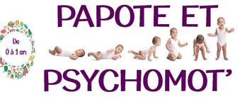 Papote et psychomot'
